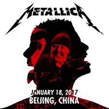 METALLICA / World Wired Tour / LIVE / Le Sports Center, Beijing - Jan 18, 2017