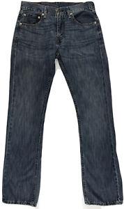 Levi's 527 Bootcut Blue Jeans Men's Sz 31 X 34 - Medium Wash Fade - Nice 527's!