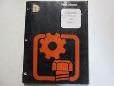 1967 Dresser Skidder, 500 Crawler Tractors & Tractor Equipment Parts Manual OEM