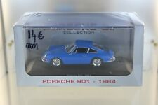 modèle réduit Porsche 901 1964 Atlas collections miniature maquette 1/43 911