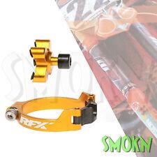 RFX Pro Serie Launch Control Suzuki RM 85 02-17 oro MX moto x orificio de disparo dispositivo