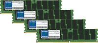 128GB 4x32GB DDR4 2400MHz PC4-19200 288-PIN ECC REGISTERED RDIMM SERVER RAM KIT