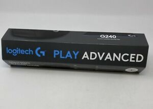Logitech Play Advanced G305 Lightspeed Gaming Mouse & G240 Mouse Pad Bundle New