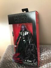 "HASBRO STAR WARS EPISODE 7 BLACK SERIES 6"" DARTH VADER EMPEROR'S WRATH"