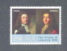 Ireland-The Treaty of Limerick 1691-Military mnh-Art-Military