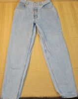 Vintage Lawman Jeans Juniors Size 13 Skinny Jeans High Rise Light Wash
