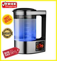 Kangen Water - Electric Hydrogen Water Ionizer Generator Machine 7 Days US STOCK