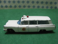 Matchbox Series n°45  -  CADILLAC  SUPERIOR  Ambulance   -  Lesney