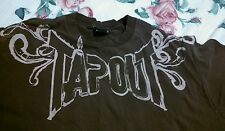 TAPOUT  Brown T-Shirt L