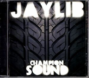 JayLib Champion Sound 2003 OG CD Compilation Rap Hiphop R&B J Dilla Madlib