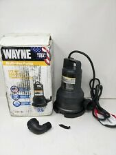Read Wayne Vip50 12 Hp Thermoplastic Portable Electric Water Removal Pump
