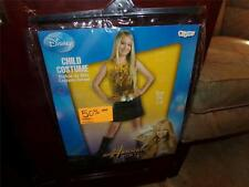 HANNAH MONTANA MILEY  DISNEY CHILDREN COSTUME HALLOWEEN SIZE 7-8