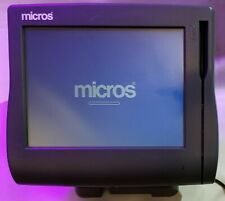"WS4 // Eclipse Micros Workstation 4 POS LCD 12/"" Touch Glass Screen PANEL ONLY"
