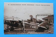 Aviatik AK 1938 Potez Aero Service Type 58 Nantes Bouguenais Flugzeug Flieger