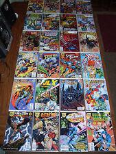 Amalgam NM Complete Set of 24, DC/Marvel, Batman, X-Men, Spider-Man, Superman