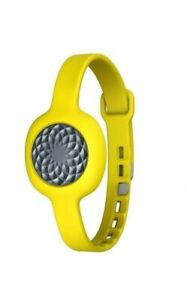 UP Move by Jawbone Wireless Activity & Sleep Tracker Wrist Strap, Black/Yellow