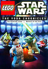 LEGO Star Wars Yoda Chronicles DVD 2014 episode 1 2 Lucas Film widescreen sith
