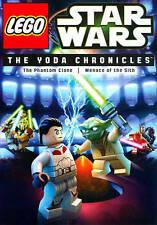 LEGO Star Wars: The Yoda Chronicles (DVD, 2014) NEW