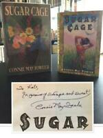 Sugar Cage – SIGNED FIRST EDITION – 1st Printing – FOWLER