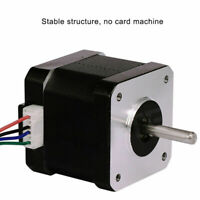 12V 42mm Stepper Motor for 3D Printer CNC Robot 1.8 Degree NEMA17 2 Phase 4-Wire