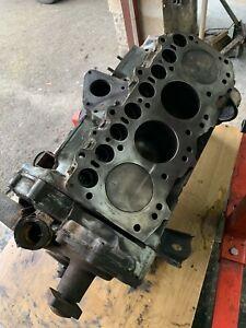 Land Rover Series 2.25 Petrol engine block