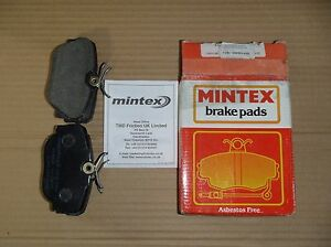 Rear Brake Pads for Land Rover Discovery 2 Mintex