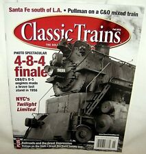Fall 2012 CLASSIC TRAINS NOSTALGIC RAILROAD MAGAZINE NEW UNUSED