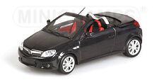 Opel Tigra TwinTop 2004 Black Metallic 400043130 1/43 Minichamps