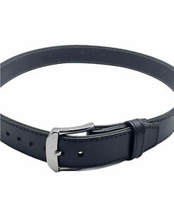 "Magpul Tejas Black Gun Belt El Original 1.5"" Width Bullhide Leather Mens Size 38"