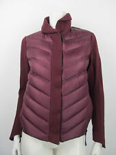 Nike Tech Fleece Aeroloft Down Bomber Jacke Jacket Burgundy Red  Warm Fill New S