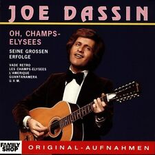 "Joe Dassin ""Oh, Champs-Elysees"" CD NUOVO"