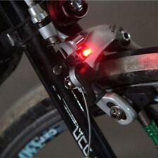 CR1025 Battery Wheel Spokes Bike Brake Light Mountain Bicycle Led Light Pop