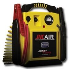 SOLAR JNCAIR Jump-N-Carry 1700 Peak Amp 12 Volt Jump Starter with Integrated Air