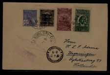 Brazil/Germany Zeppelin card 8.4.32