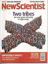 NewScientist-2 feb 2008-TWO TRIBES.