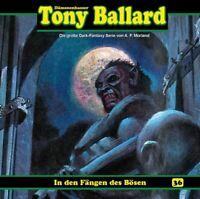 TONY BALLARD - FOLGE 36-IN DEN FÄNGEN DES BÖSEN   CD NEW