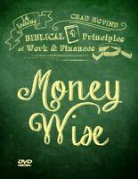 Money Wise (New, DVD, 14 Lessons, Master Books, Hovind, 3-Disc, 2014)