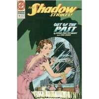 Shadow Strikes! #11 in Near Mint condition. DC comics [*9p]