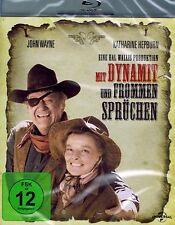 BLU-RAY NEU/OVP  - Mit Dynamit und frommen Sprüchen - John Wayne