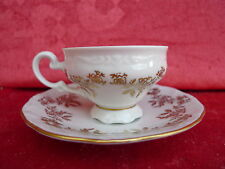 Beautiful, old Cup __ Mocha Cup With Saucer Weimar