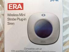 ERA miGuard Wireless Compact Mini Strobe Plug In Siren for Alarm