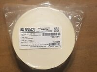 "BRADY THT-59-533-2.5-SC Printable Labels-1"" W x 0.5"" H-White-2500"