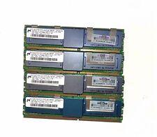 KIT 8GB (4x2GB) HP 455263-061 MICRON  MT18HTF25672FDY-667E1N6 200011