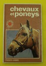 Chevaux et Poneys ( races, histoire, description ) Georgie Henschel - 1979 !