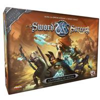 Sword & Sorcery Brettspiel  DEUTSCH Ares Games NEU!