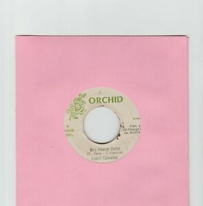 """ORCHID/ BIG P---Y SALLY - LORD CREATOR (76 REGGAE ROOTS 7"""")"""