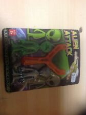ALIEN ATTACK STICKY ALIEN CATAPULT LAUNCHER BUY 3 GET ALIEN EGG FREE