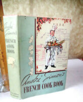 FRENCH COOK BOOK,1938,Andre Simon,1st Ed,Illust,DJ