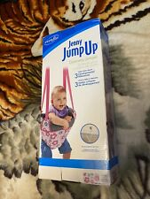 Evenflo Jenny Jump Up Baby Infant Doorway Jumper