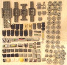 Original LEGO Car Truck Tractor Body Parts Bases Wheels Seats Vehicle Pieces LOT